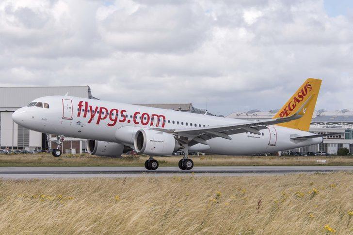 Pegasus Havayolları yılın ilk 6 ayında yüzde 14 büyüdü