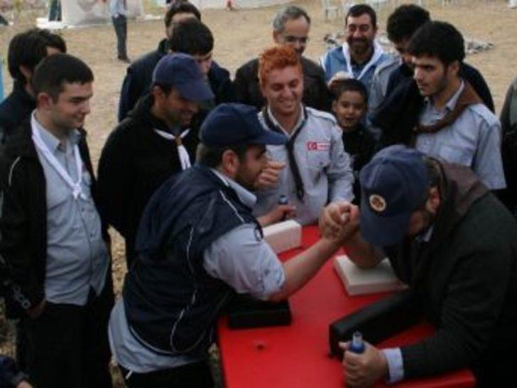 Anadolu İzci Liderleri Kayseri'de Buluştu