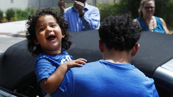 ABD'de Mahkeme Kararına Rağmen Göçmen Çocukların Bir Kısmı Hala Ailelerinden Ayrı