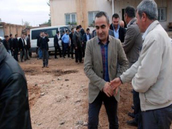 Batı'dan Yardım Için Gelen Iş Adamları 'Kardeşlik Çadırı'nda Gönül Birliği Kurdu