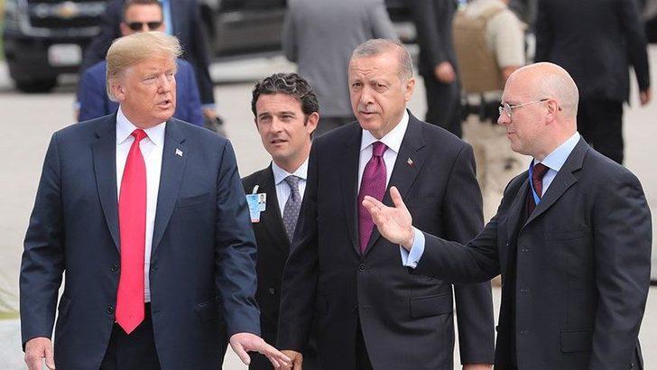 ABD Başkanı Donald Trump'tan NATO zirvesi sonrası şaşkına çeviren açıklama!