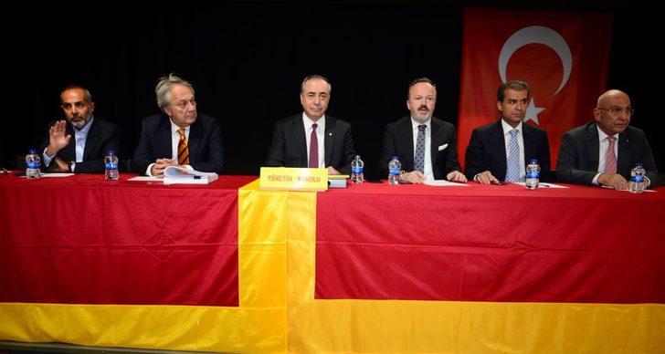 Mustafa Cengiz: Bu paralarla Galatasaray banka kurar