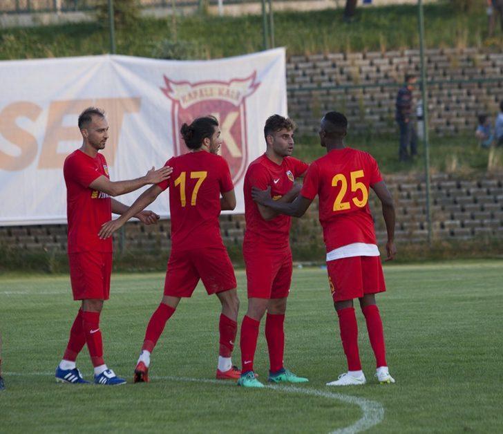 Kayserispor 3 - 2 Altınordu (Hazırlık maçı)