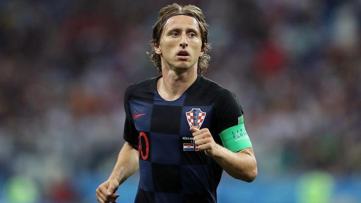Luka Modric: İngiltere geçmişe oranla daha takım olmuş gibi görünüyor