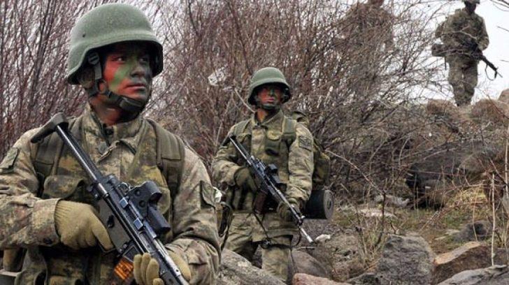 İçişleri Bakanlığı: Son bir haftada 40 terörist etkisiz hale getirildi