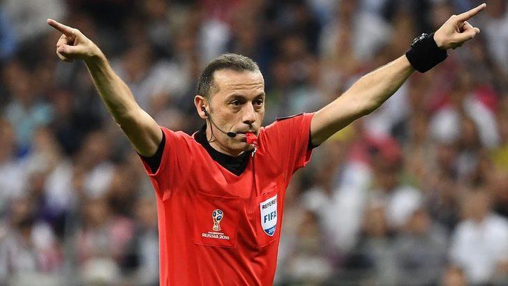 Cüneyt Çakır kimdir, kaç yaşında ve nereli? Galatasaray maçı sonrası tepkiler büyüyor