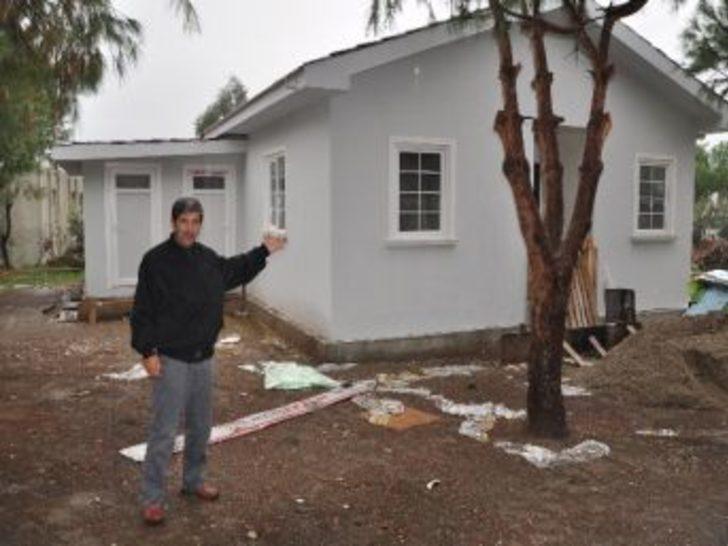 Torbalı Özbey Mahallesi'ne Taziye Evi Yapılıyor