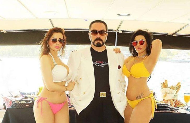 Şok iddia! 'Adnan Oktar'ın müritleri arasında ünlüler, mankenler ve siyasetçiler de vardı'