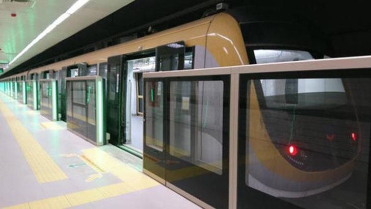İBB duyurmuştu! Üsküdar-Ümraniye-Çekmeköy Metro Hattı seferleri durdu