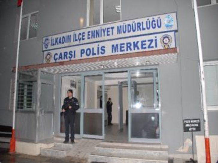 Samsun'da 2 Polis Merkezi Kapatıldı