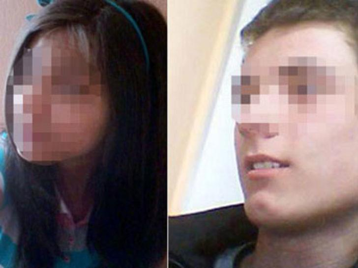 13 yaşındaki kıza tecavüz edip kameraya çekti