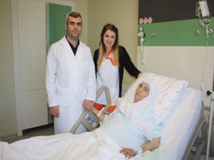 Medical Park Üroloji Kliniği'nden Başarılı Operasyon