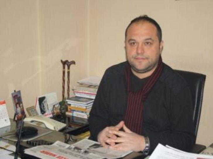 Gazeteci İbrahim Tığ, Mesleğinde 26 Yılı Geride Bıraktı