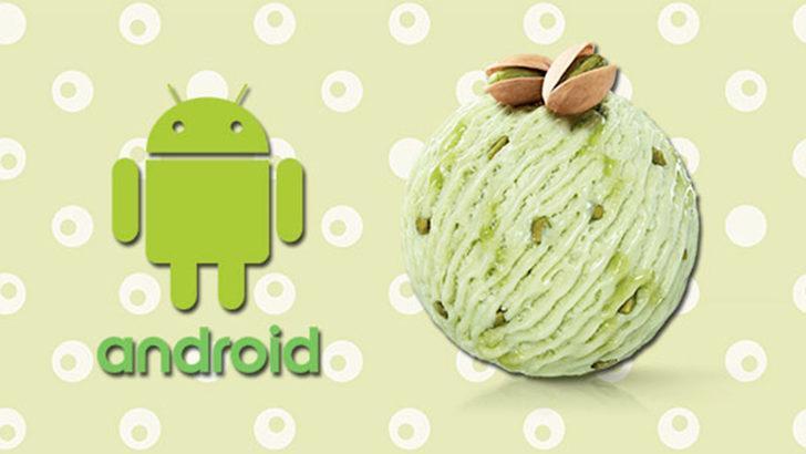 Anteplilere haber verin: Antep Fıstığı Android P'ye isim oluyor!