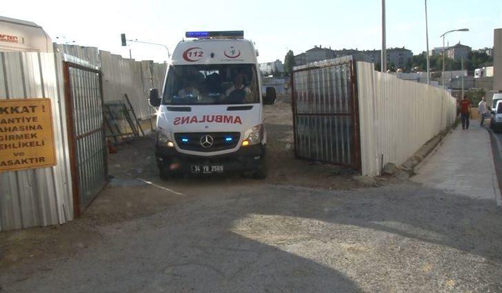 Metro inşaatında kaza: 1 işçi öldü (2)