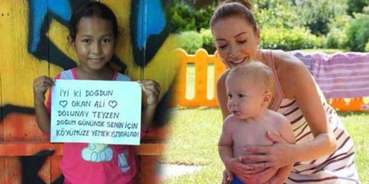 Dolunay Soysert'ten Kamboçya'dan doğum günü kutlaması