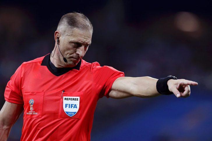 Fransa-Hırvatistan finalini Pitana yönetecek 16
