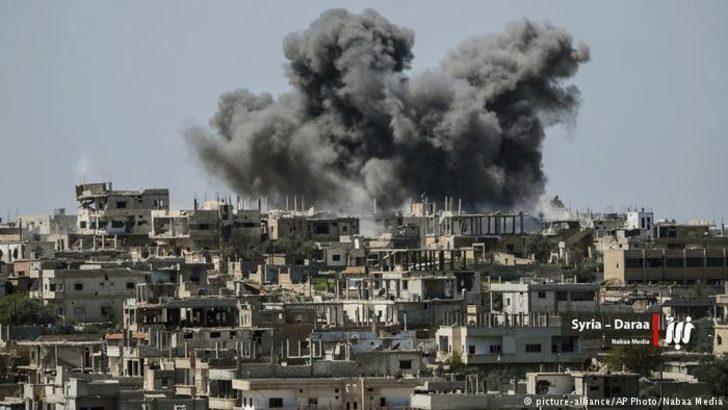 Suriye'de isyanın başladığı Dera tekrar rejimin kontrolünde