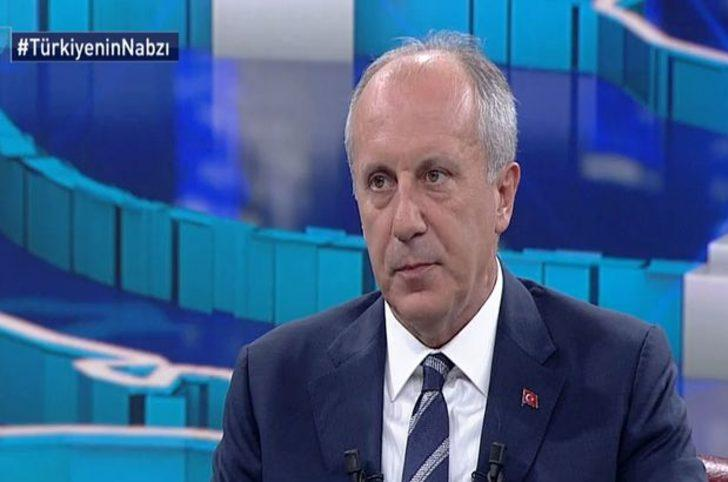 Muharrem İnce'den 'genel başkanlık' ve 'İBB adaylığı' açıklaması