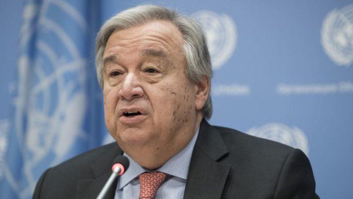 Guterres: 'Ülkeler Arasında Yasal Göç Genişletilmeli'