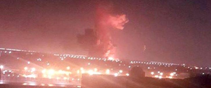 Son dakika! Kahire'de büyük patlama