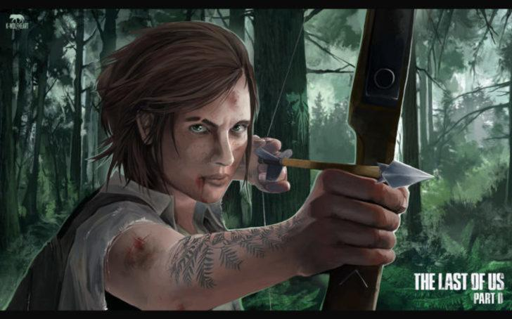 The Last of Us Part 2'de Ellie yalnız dolaşmayacak