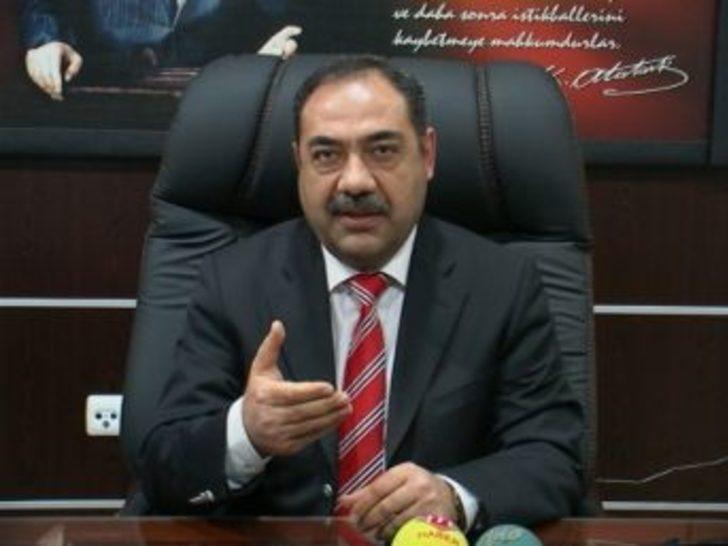 Mhp Malatya İl Başkanı Arif Yıldız:
