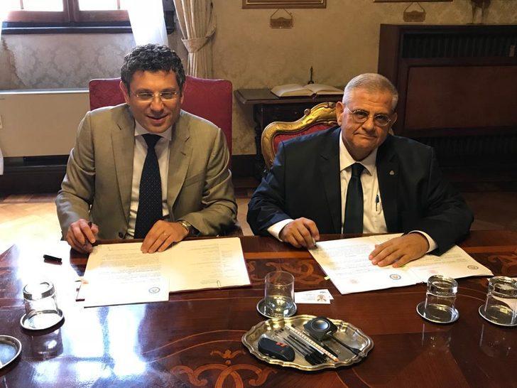 DAÜ ile Bologna Üniversitesi'nden 'hukuk' işbirliği