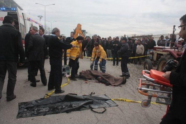 Uzunköprü'de Motosiklet Kazası - 1 Ölü 1 Yaralı