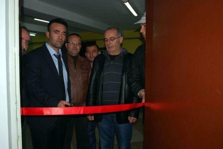 Astrolog Çakmakoğlu, Salihli'de İşyeri Açtı