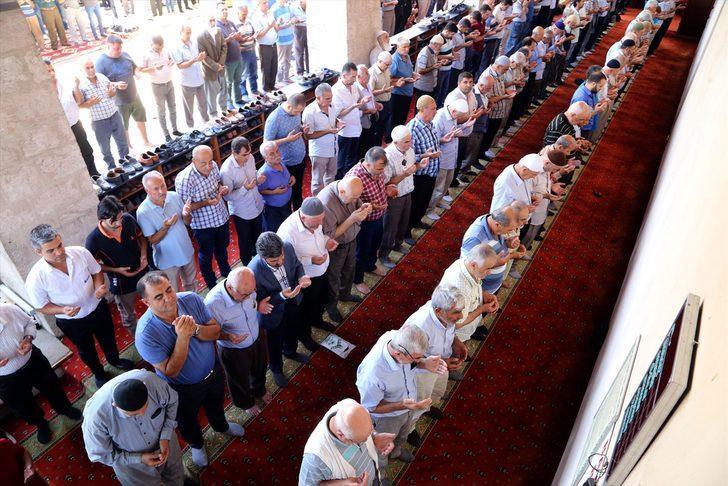 Kahramanmaraş'ta 15 Temmuz Demokrasi ve Milli Birlik Günü dualarla başladı