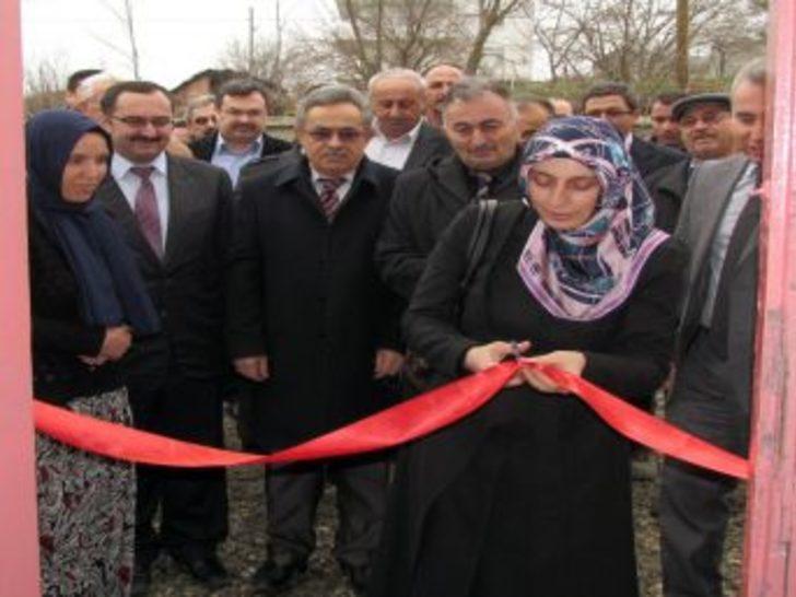 Boyabat Bağlıca Köyü Kur'an Kursu Açıldı