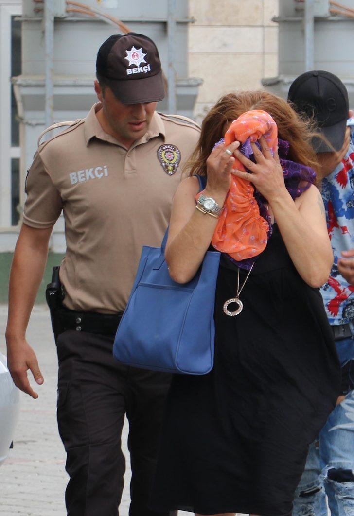 Kuaförden cep telefonu hırsızlığına tutuklama