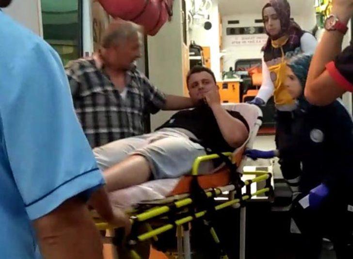 Şantiyede tartıştığı güvenlik görevlisini vurdu