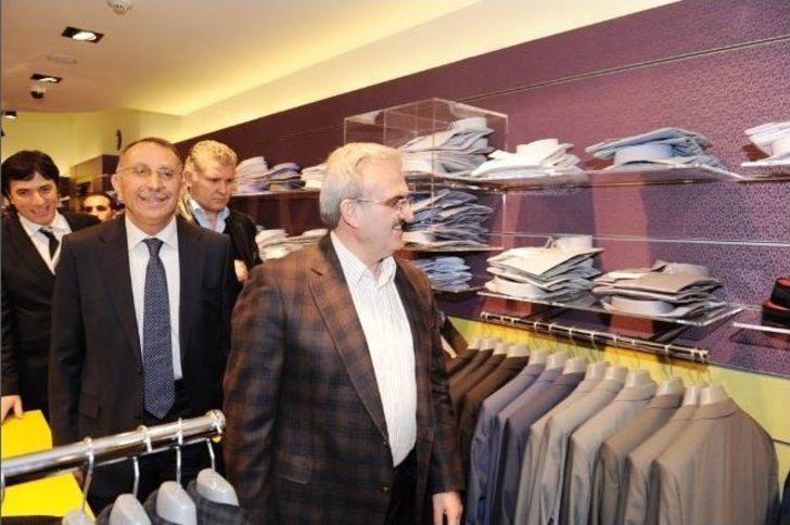 Çift Geyik Karaca Mağazası'nın 75'nci Şubesi Van'da Açıldı
