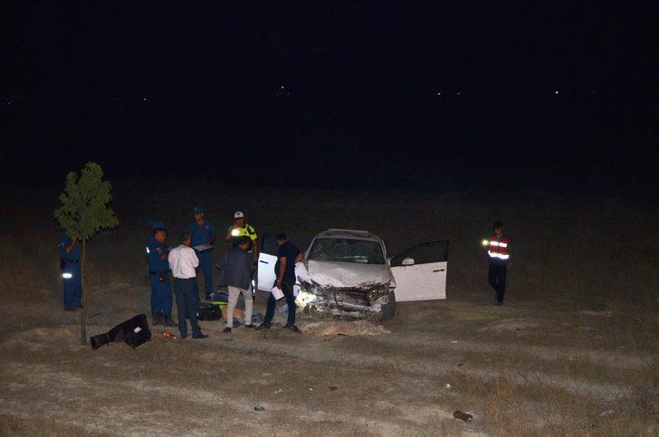 Ereğli'de aynı yerde iki kaza: 1 ölü, 4 yaralı