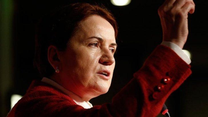 MHP'den Meral Akşener hakkında suç duyurusu