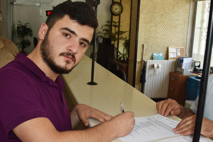 Konya'da CHP'li delegelerden olağanüstü kurultay için imza