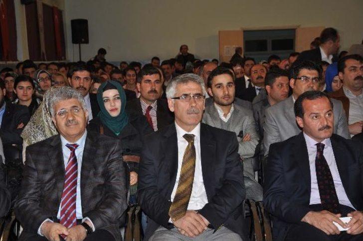 Muş'ta 'islamafobia' Konferansı