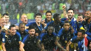 Dünya bunu konuşuyor! Fransa milli takımı...