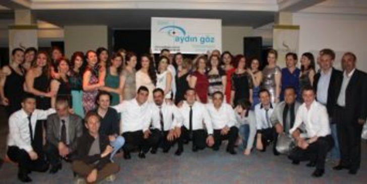 Özel Aydın Göz Hastanesi 6. yılını Kuşadası'nda kutladı