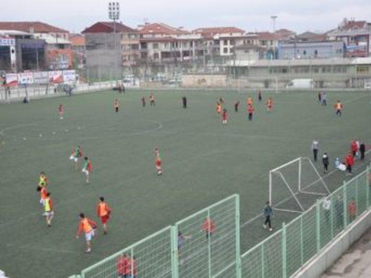 Nurettin Zafer Stadı'nda Spor Cümbüşü