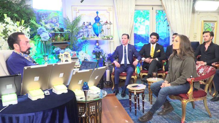Adnan Oktar'ın villasına son giren gazeteci Nevşin Mengü gördüklerini anlattı