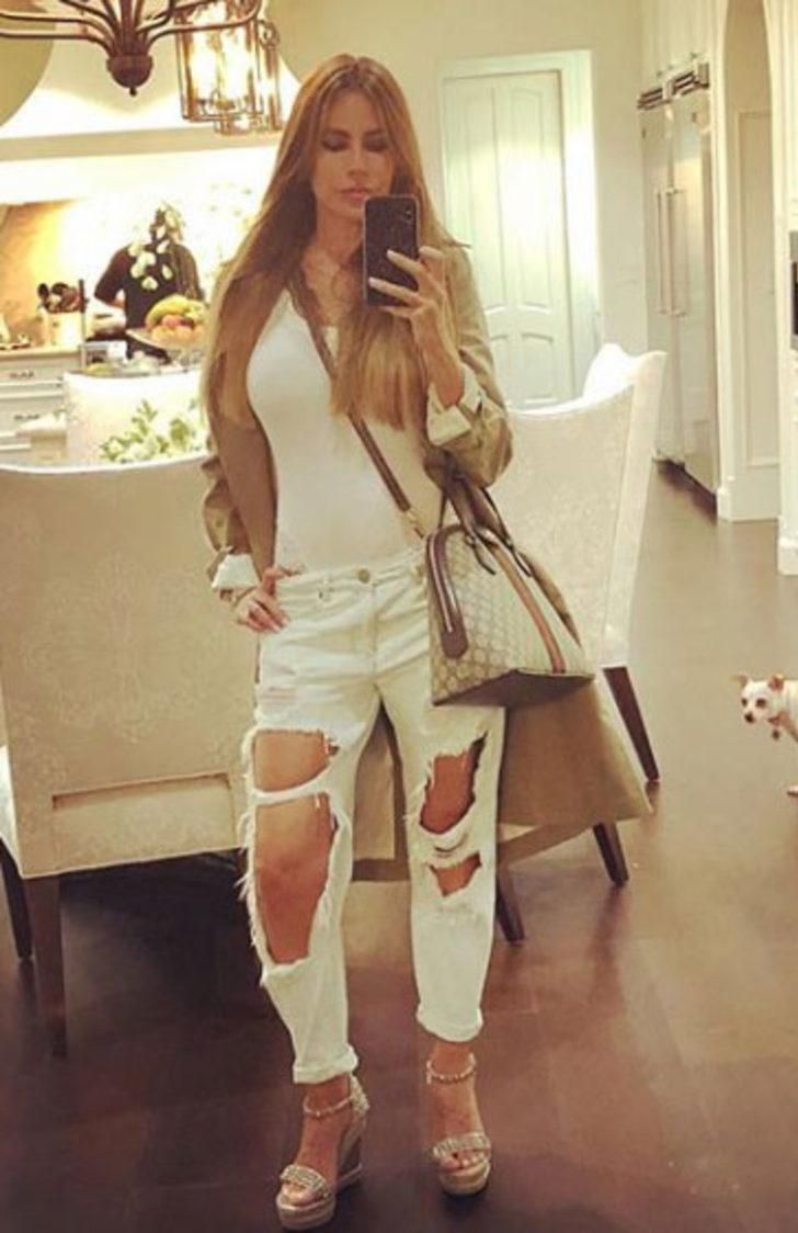 Sofia Vergara'nın stili