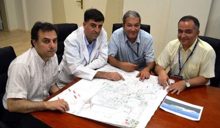 Ege Üniversitesi (eü) Tıp Fakültesi Acil Servisi Yeni Baştan Yapılıyor