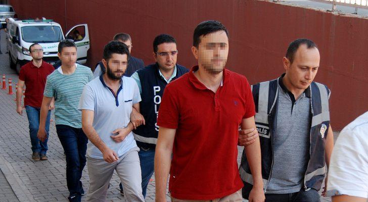 Kayseri'deki FETÖ operasyonunda 11 şüpheli daha adliyede