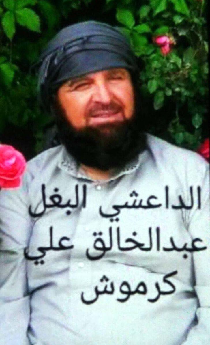 Irak'ta öz kardeşini infaz eden DEAŞ'lının tahliye talebine ret
