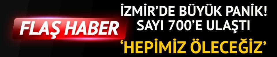 İzmir Aliağa'da büyük panik! 700 işçi zehirlendi