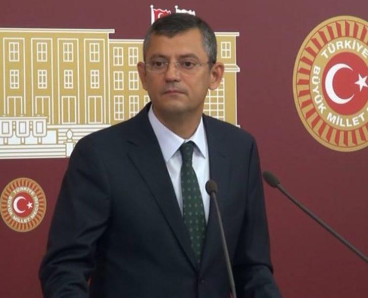CHP'li Özel: Bedelli askerlik Meclis'ten geçmeli