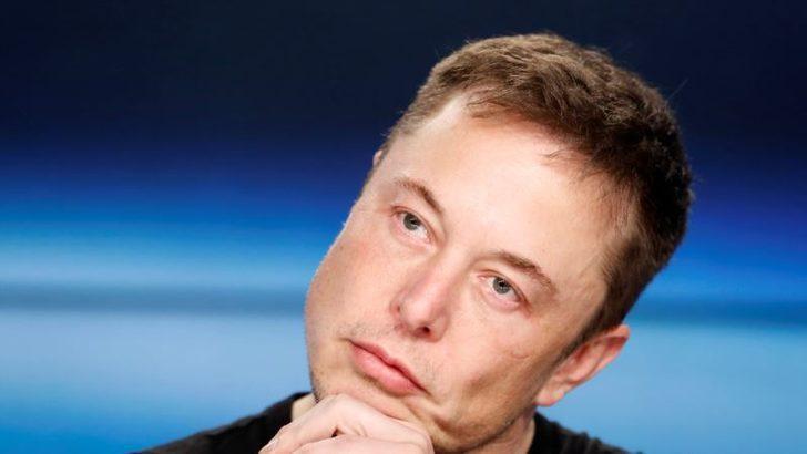 Elon Musk'tan Özür